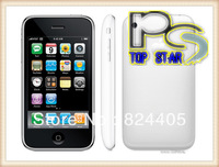 Factory Unlocked original 3G 16GB mobile phone WIFI GPS 2MP in sealed box free shipping
