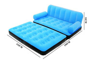 Free Shipping Sofa Bed/5 in 1 Inflatable Sofa Bed For Cheap