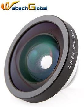 Detachable 0.4X Super Wide Camera LENS for Mobile Phone Tablet PC