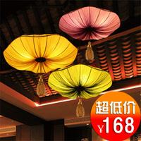 Rustic dannie pendant light fabric pendant light fashion pendant light art pendant light lamps 4006