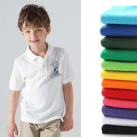 discount polo kids boys/Girls children  kids clothes freeshipping 2013 summer Short-sleeve classic 100%cotton