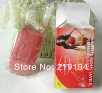 wholesale Aichun chili slimming soap hot chili essence 3 days showing slimming 100g bath soap