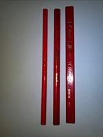 Red black carpenter pencil special pencil