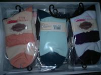 Handmade 100% cotton socks women's socks handmade cotton socks women's socks autumn and winter socks