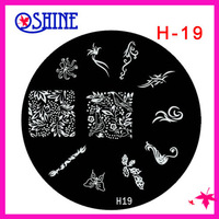 Nail art print h-19 h series