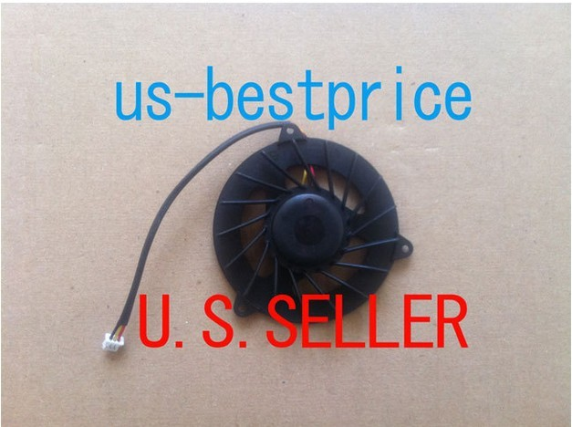 Laptop fan for HP PAVILION DV5000 DV5100 DV5200 DV8000 DV8200 AMD CPU Fan 403826-001 407807-001(China (Mainland))