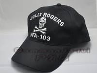 Navy navy vfa-103 corsair skull jollyrogers baseball cap