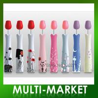 Free shipping/The Stylish Romantic Creativity Umbrella Rose Vase Umbrella Vase Shape Umbrella Multicolor Optional