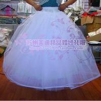 Meidi boutique wedding dress evening dress slip boneless slip pannier
