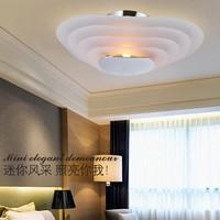 Ceiling light bedroom lamp fashion brief fashion modern study light lighting