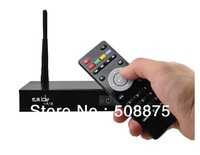 Android TV box Support Google browser inside HTML 5 and Flash 10.1-11.1  1080P Full HD APK files Online TV build in WiFi