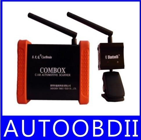 Auto Scanner Tool Profi WIFI C168 OEM OBD Car Brain C 168 with best price and service(China (Mainland))