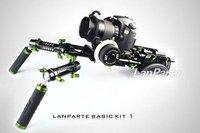 Lanparte Universal Video Handle Grip Basic DLSR Camera Rig Shoulder Support