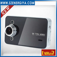 Car Camera,Car Video Recorder with HD 1920*1080P 25 fps 2.7 inch TFT Screen HDMI Free Shipping K6000 free shipping