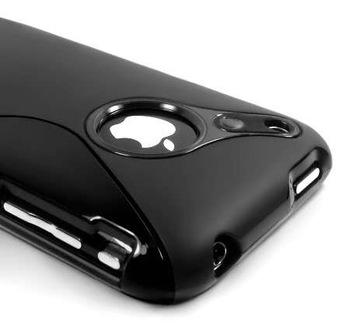 TPU RUBBER CASE COVER SKIN FOR IPHONE 3G 3GS