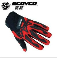 Free shipping/scoyco/sai feather/MX28 knight refers to a motocross racing motorcycle gloves all necessary