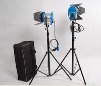 2pcs 650W Tungsten Fresnel Lights Video Spot Film Light