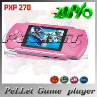 Promotion,Handheld game console NES format games download portable and 8-bit PXP-270