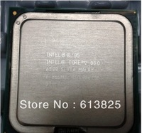 Intel Processor wholesale for 1 lot (2pcs)  E6300 Intel cpu Core 2 Duo 1.86GHz 2M 1066 775 CPU