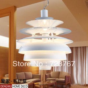 Brief modern personalized pendant light ph lamp-stand lamp Dia 40cm(China (Mainland))