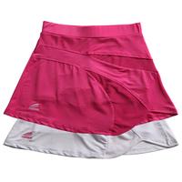 100%cotton  high quality women sport Tennis ball skirt