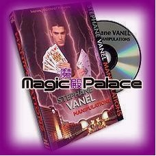 magic teaching video,magic tricks teaching,Manipulations by Stephane Vanel(China (Mainland))