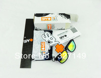 Limited Time Ultra-cheap stock! Hardcover box! 16 color eye protection windproof sports glasses
