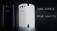 100% high quality! Galaxy S3 I9300 case / i9300 flip case   8 colors free choice + Free shipping! +Water/Dirt/Shock Proof