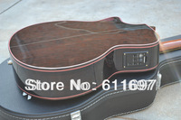 2013 new arrival + free shiping + factory + custom 914 ceTeylor acoustic guitar, teylor custom 914ce folk guitar wtih fishman EQ