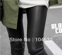 New Sexy Ladies Women Faux Leather Leggings Pants Trouser Tights FREE SHIPPING