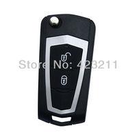 FLIP Folding Remote Key Fob Shell Case For Hyundai Santa Fe 2Buttons OT0020