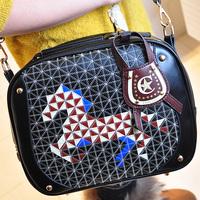 2013 Fashion spring women's handbag casual bags messenger bag,free shipping