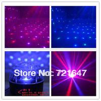 Free shipping Voice-activated led crystal magic ball rohana 80 ktv light bar lights laser light
