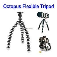 New Digital Camera Mini Tripod Stand Flexible grip Octopus Bubble Pod Monopods Gorillapod for Canon Nikon Sony FREE SHIPPING
