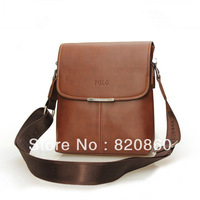 Free shipping bussiness bag genuine leather men shoulder bag factory price men bags
