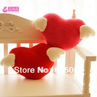Free shipping Love pillow dora stereo pillow heart pillow cushion girlfriend gifts