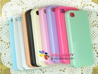 Wholesale 30PCS/Lot New Crystal Clear Transparent Hard Plastic case cover fit for phone case Free Shipping [DH030*30]