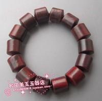 Lobular red sandalwood bracelet rosewood bracelet passepartout wood bracelets lobular red sandalwood bracelets bracelet