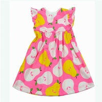 Infant girl dress cotton     first birthday dress for baby girl    Carter's