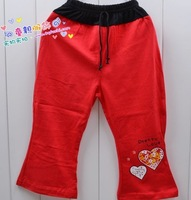 2013  New Arrival Children TrouserBreathable Comfortable Pleasantly Cool Cotton Casual  P Free Shipping 18pcs/lot
