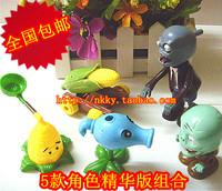 Plants vs . zoombies toy essence 5 combination !