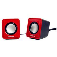 Small speaker mini notebook desktop small audio usb mini portable passive subwoofer