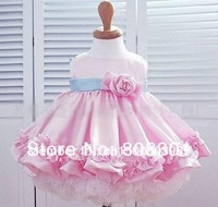 2013 the most popular girl dress baby princess dress children dress 6523525