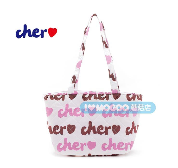 Pink cher tote bag dimond plaid tote bag shopping bag one shoulder bag handbag women&#39;s(China (Mainland))