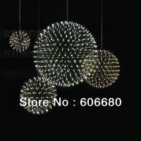 diameter 45cm[ Light ] the moooi Raimond fireworks round paragraph designer LED Fireworks chandelier