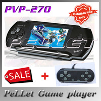 New Type Handheld Game Console PVP-270 Station 8-Bit Video Game Player With Free Game Card and Joystick free shipping