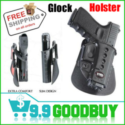 Hot Hot! GL-2 ND Holster For Glock 17 19 22 23 31 32 34 35,Glock Holster,Free Shipping(China (Mainland))