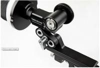 Movcam MF-1 follow focus for Scarlet F3 Alexia cameras