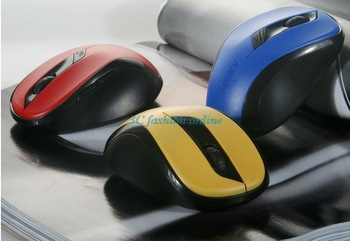 New multimedia power saving mouse 2.4G Wireless gaming mouse Brand OEM free shipping