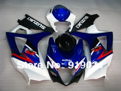 Fairing Set For Suzuki GSXR 1000 K7 2007-2008 Injection Molding Plastic ABS Full Set K70011(China (Mainland))